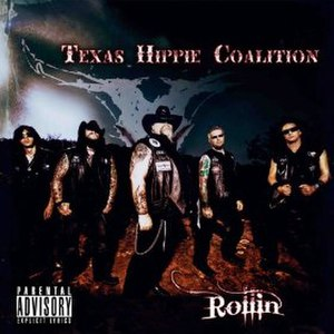 Rollin' (Texas Hippie Coalition album) - Image: Rollin' Texas Hippie Coalition