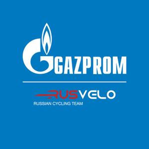 Gazprom–RusVelo - Image: Rus Velo logo