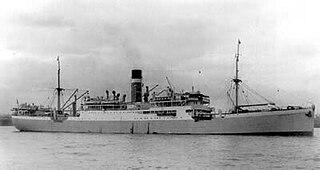SS <i>City of Cairo</i> ship
