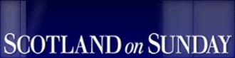 Scotland on Sunday - Image: Scotland on Sunday logo