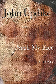 <i>Seek My Face</i>