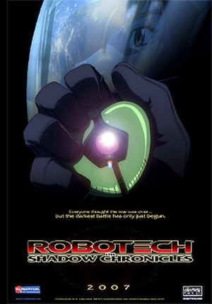Robotech: The Shadow Chronicles - Film Poster