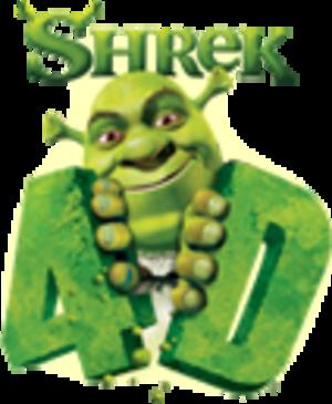 Shrek 4-D - Image: Shrek 4 D logo