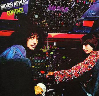 Contact (Silver Apples album) - Image: Silverapple contact~~ 101b