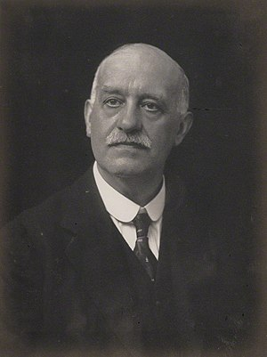 James Galloway (physician) - Sir James Galloway in 1919