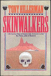 skinwalkers by tony hillerman As i worked on a recent post, favorite fictional detectives, i realized i didn't remember the details of skinwalkers, a key tony hillerman novel that i read soon after it was published in 1986 i read it again and found it to be a thoroughly satisfying mystery i offer this brief review to encourage others.