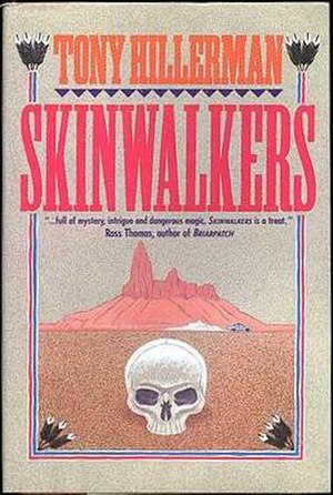 Skinwalkers (novel) - First edition