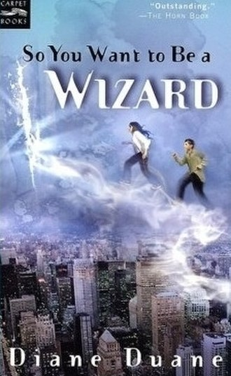 So You Want to Be a Wizard - Image: So You Want to be a Wizard (cover)