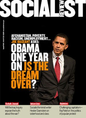 Socialist Review - Socialist Review, January 2010