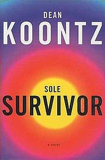 <i>Sole Survivor</i> (novel) novel by Dean Koontz