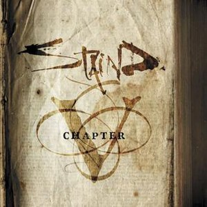 Chapter V (Staind album) - Image: Staind chapter v