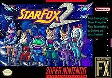 Star Fox 2 Wikipedia