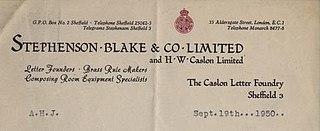 Stephenson Blake