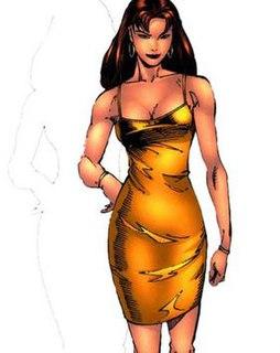 Sunset Bain Fictional comic book character