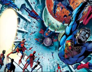 Alternative versions of Superman - Image: Supermen (Multiverse)
