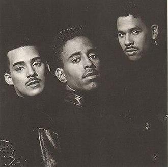TKA - TKA circa 1990 (Tony, Kayel, and Angel)