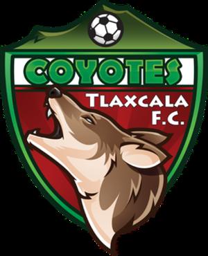 Tlaxcala F.C. - Image: TLAXFCLOGO