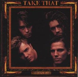 Nobody Else - Image: Take that nobody else USA promo