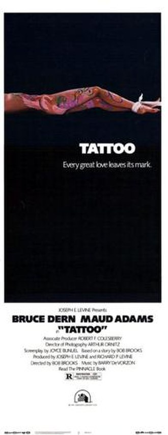 Tattoo (1981 film) - Image: Tattoo Film Poster
