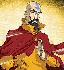 Tenzin The Legend Of Korra Wikipedia