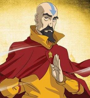 Tenzin (<i>The Legend of Korra</i>) Fictional character in The Legend of Korra