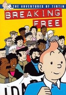 <i>The Adventures of Tintin: Breaking Free</i>