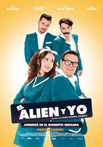The Alien (2016 film) - Film poster