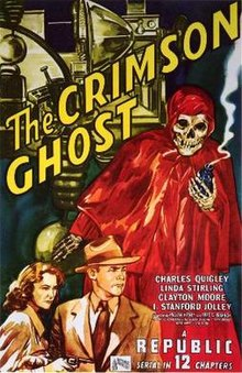 The Crimson Ghost Wikipedia
