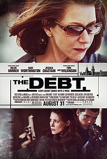 The Debt promotional poster