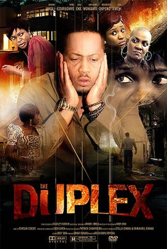 The Duplex (film) - Theatrical release poster