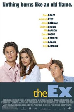 The Ex (2006 film) - Theatrical release poster