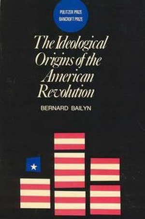The Ideological Origins of the American Revolution - Image: The Ideological Origins of the American Revolution (book cover)
