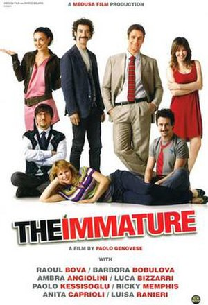 The Immature - Image: The Immature