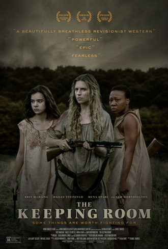 The Keeping Room - Theatrical release poster