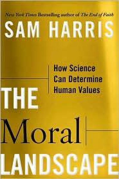 Picture of a book: The Moral Landscape