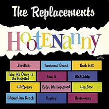The Replacements - Hootenanny cover.jpg