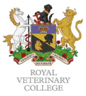 Royal Veterinary College - Image: The Royal Veterinary College crest