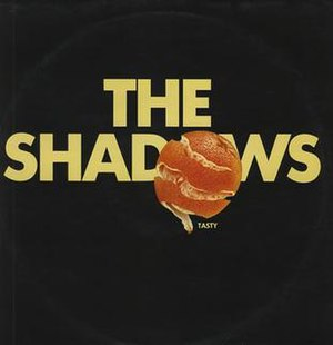 Tasty (The Shadows album) - Image: The Shadows Tasty