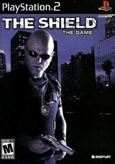 <i>The Shield</i> (video game)