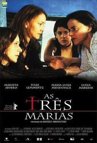 The Three Marias - Theatrical release poster