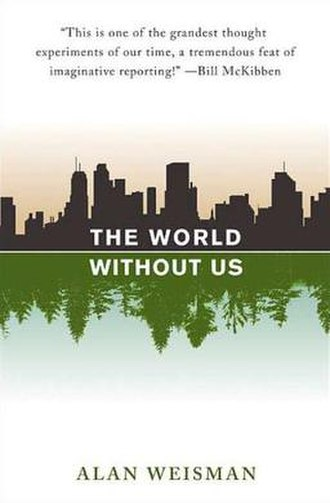 The World Without Us - Image: The World Without Us (US cover)