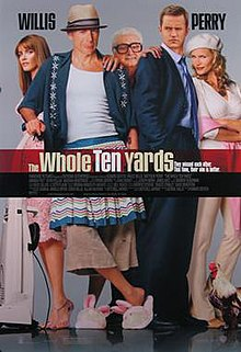 Strani filmovi sa prevodom - The Whole Ten Yards (2004)