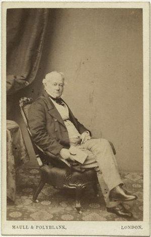 Thomas Pemberton Leigh, 1st Baron Kingsdown - Lord Kingsdown.