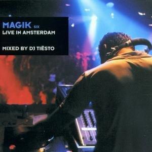 Magik Six: Live in Amsterdam - Image: Tiesto Magik 6