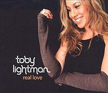 Toby Lightman - Real Love single cover.jpg