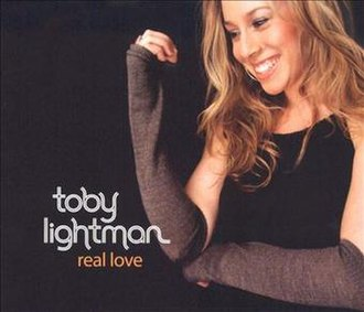 Real Love (Mary J. Blige song) - Image: Toby Lightman Real Love single cover