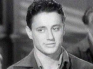 Todd Karns - in his film debut Andy Hardy's Private Secretary (1941)