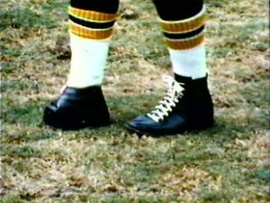 Tom Dempsey - Dempsey's special kicking shoe