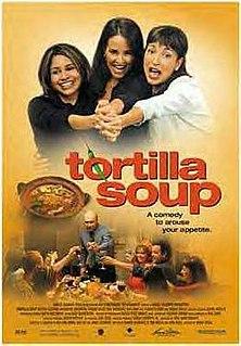 <i>Tortilla Soup</i> 2001 film by María Ripoll