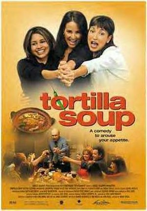Tortilla Soup - Original poster